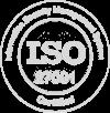 Siegel zur Zertifizierung nach ISO 27001