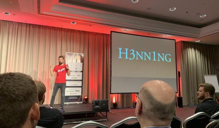 Internationale JavaScript-Konferenz in München