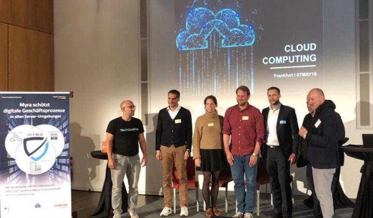 Frankfurt: Between the Towers – Cloud Computing