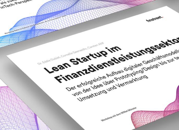 Präsentation: Lean Startup im Finanzdienstleistungssektor