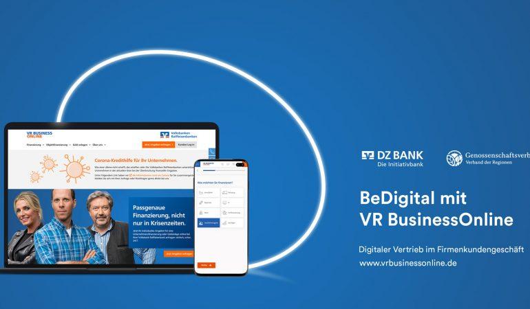 BeDigital mit VR BusinessOnline