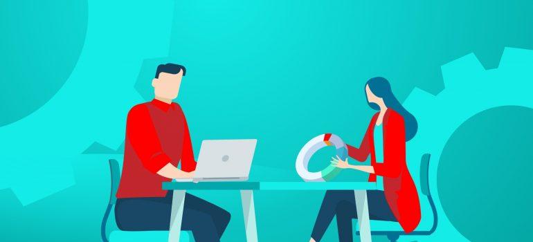 Unser Design Sprint – in fünf intensiven Workshop-Tagen Ideen entwickeln und validieren.