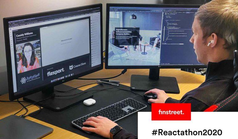 Wie Konferenzen auch online funktionieren: der Reactathon 2020 worldwide