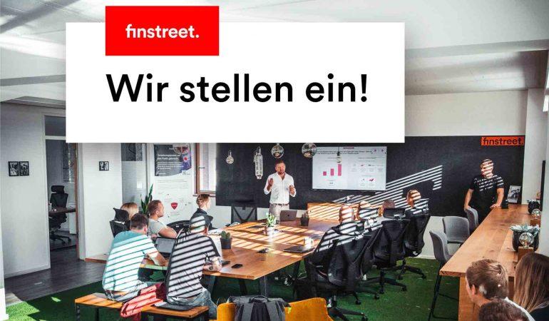 """Berufswunsch: """"Irgendwas mit FinTech…"""""""