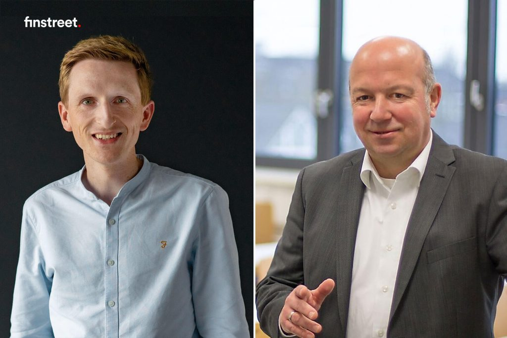 Dr. Holger de Bie und Prof. Dr. Wolfgang Buchholz